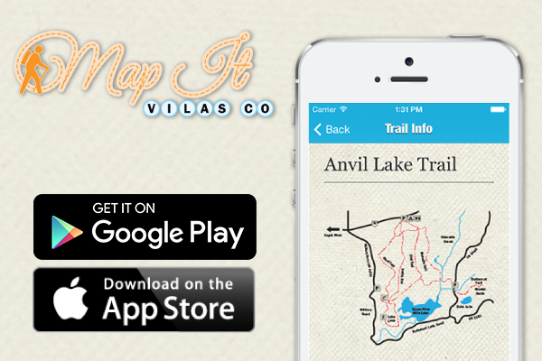 Vilas County Map It App