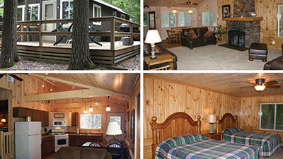 White Birch Village Cabins
