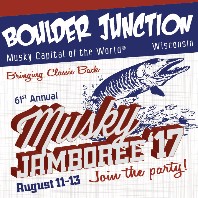 2017 Musky Jamboree - Register now!