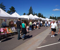 Boulder Junction Art Fair