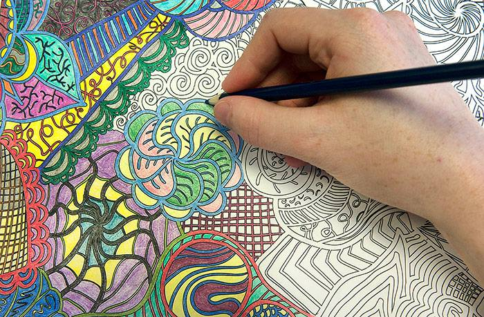 Join The Adult Coloring Craze Boulder Junction Public Library Is Sponsoring An Book Club On Wednesday March 30 From 2 To 4 Pm