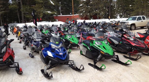 Snowmobile Trail Brushing & Open House