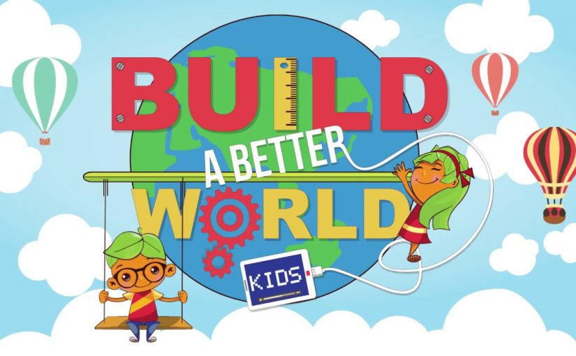 "Boulder Junction Public Library ""Build a Better World"" Children's ..."