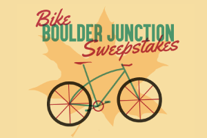 Bike Boulder Junction Sweepstakes