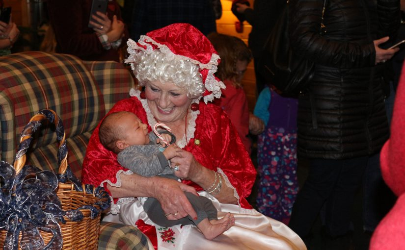 Boulder Junction Christmas Walk and Christmas Kids Day Schedule