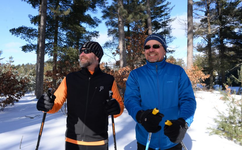boulder junction cross country ski