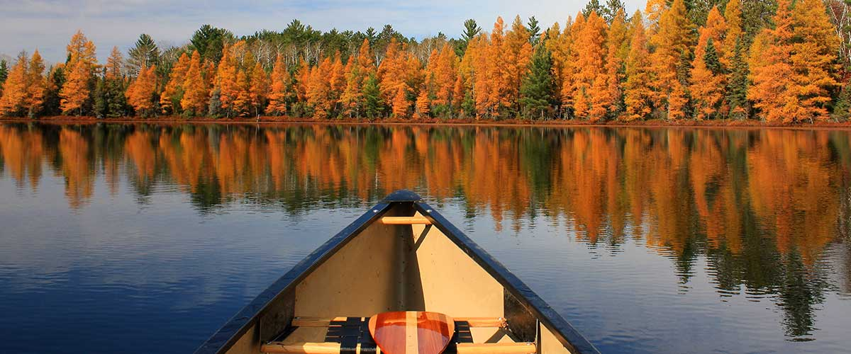 fall-canoeing
