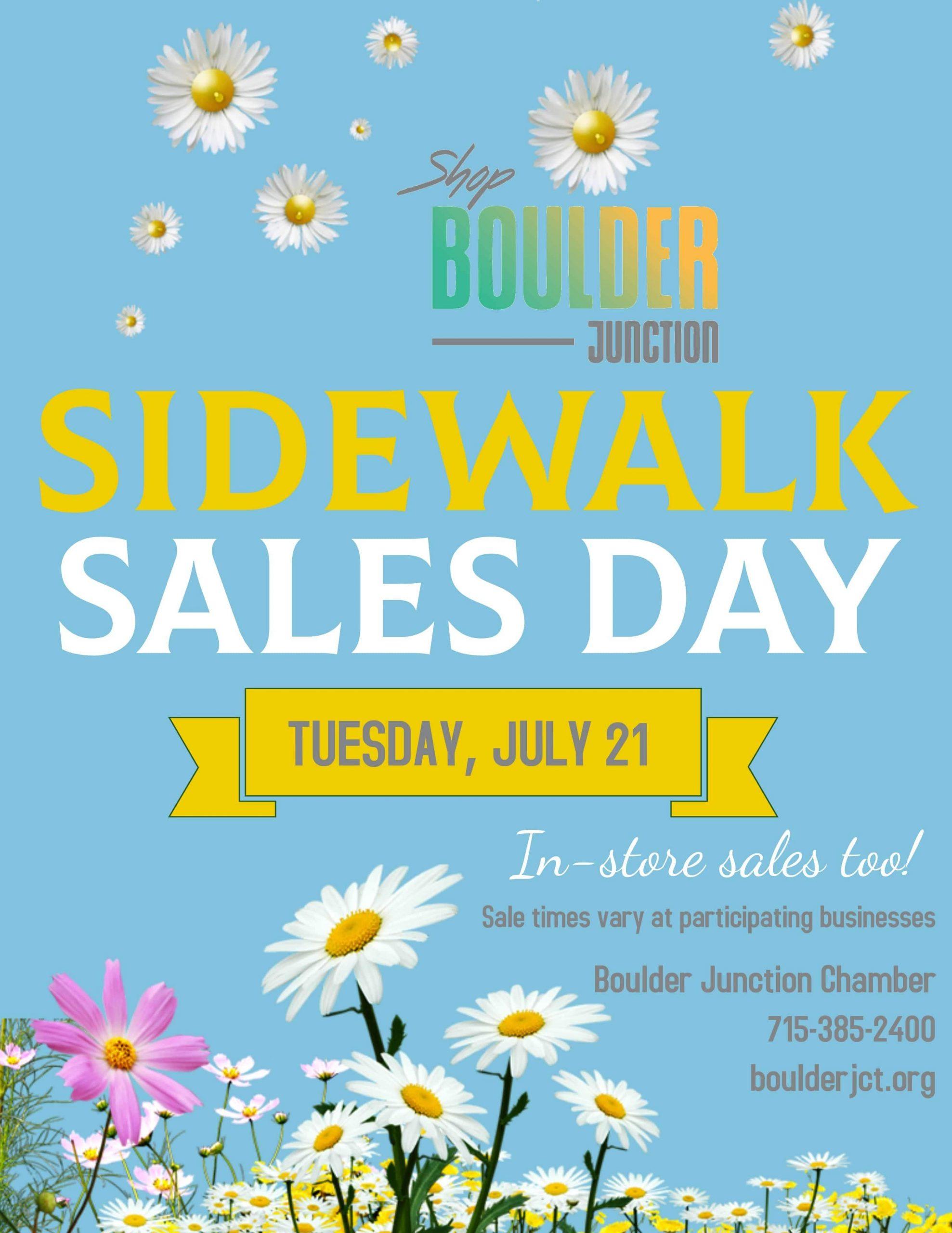 2020 Sidewalk Sale Flyer (1)