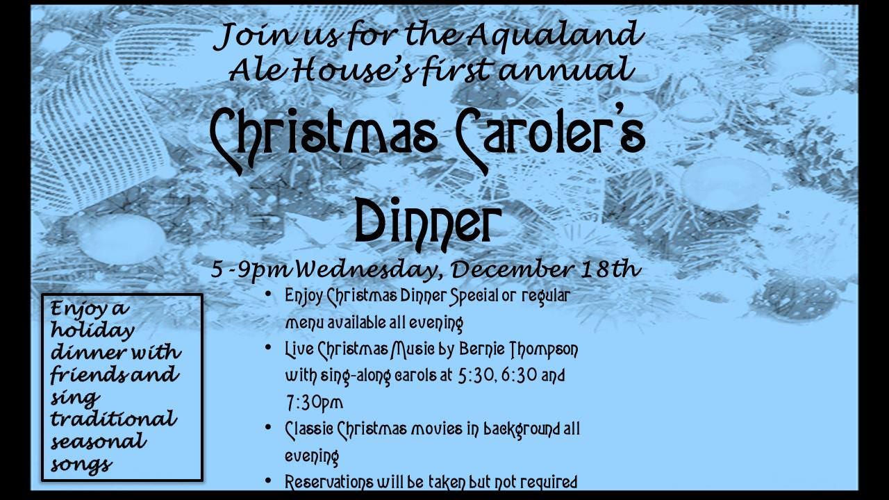 Carol Dinner