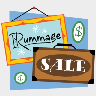 9 97105 Rummage Sales