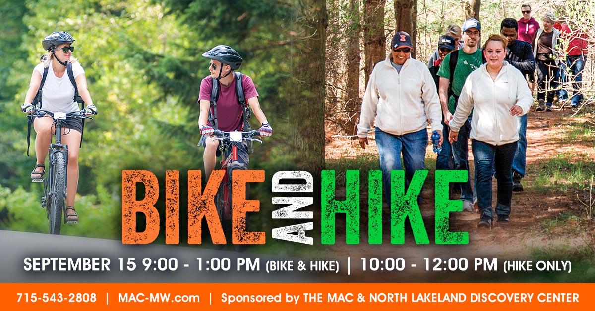 Bike And Hike Wh