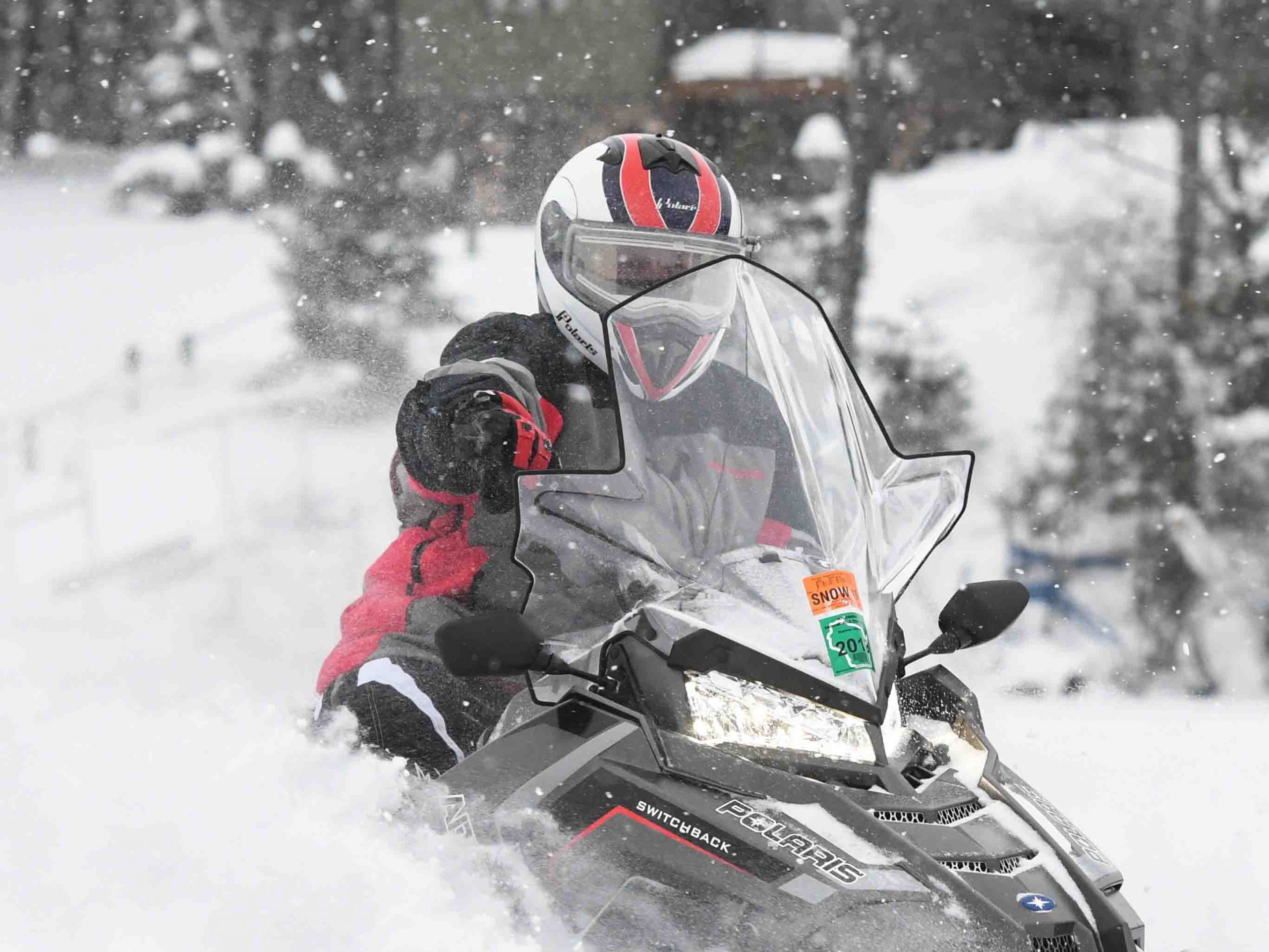 Snowmobile Ad Pic