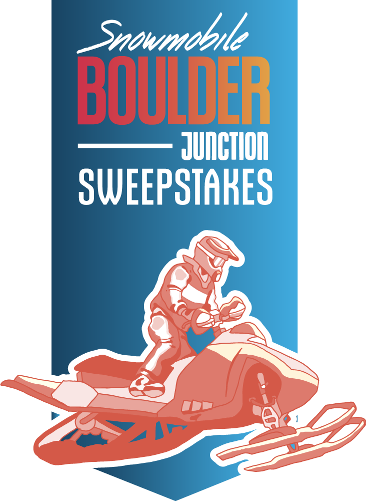 Snowmobile Boulder Junction Sweepstakes