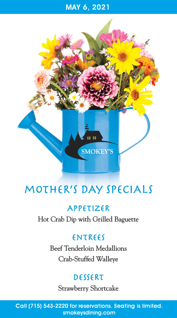 20 1895 Mother's Day Smokey's Event Chamber Ad (002)