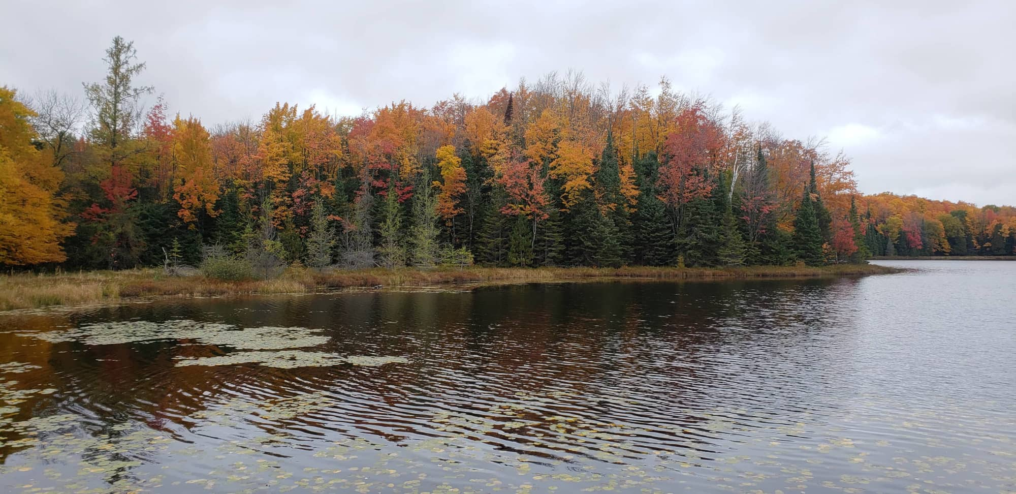 Mabel Lake boulder junction wi